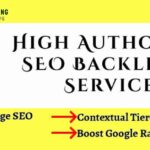 Build Manually High Quality SEO Backlinks For Your Website Ranking