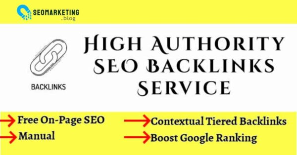 high quality seo backlinks for your website ranking