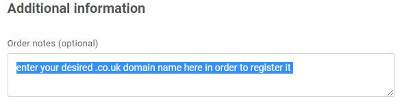 Register .CO.UK Domain For Only $2 Instead of $11.99 info