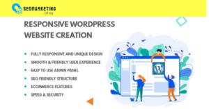 Design a Professional Stunning WordPress Website or Web Design